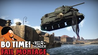 War Thunder - Fail Montage 55
