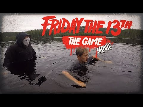 Friday the 13th: The Game *Part #1* In Real Life!