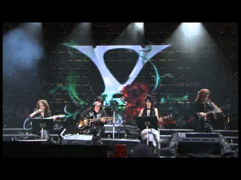 X Japan World Tour 2010 Live in YOKOHAMA : SAY ANYTHING[HD]