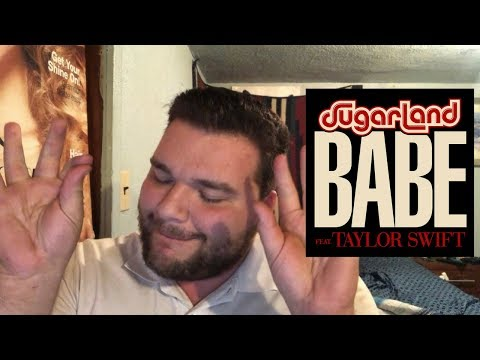 Sugarland - Babe ft. Taylor Swift | REACTION