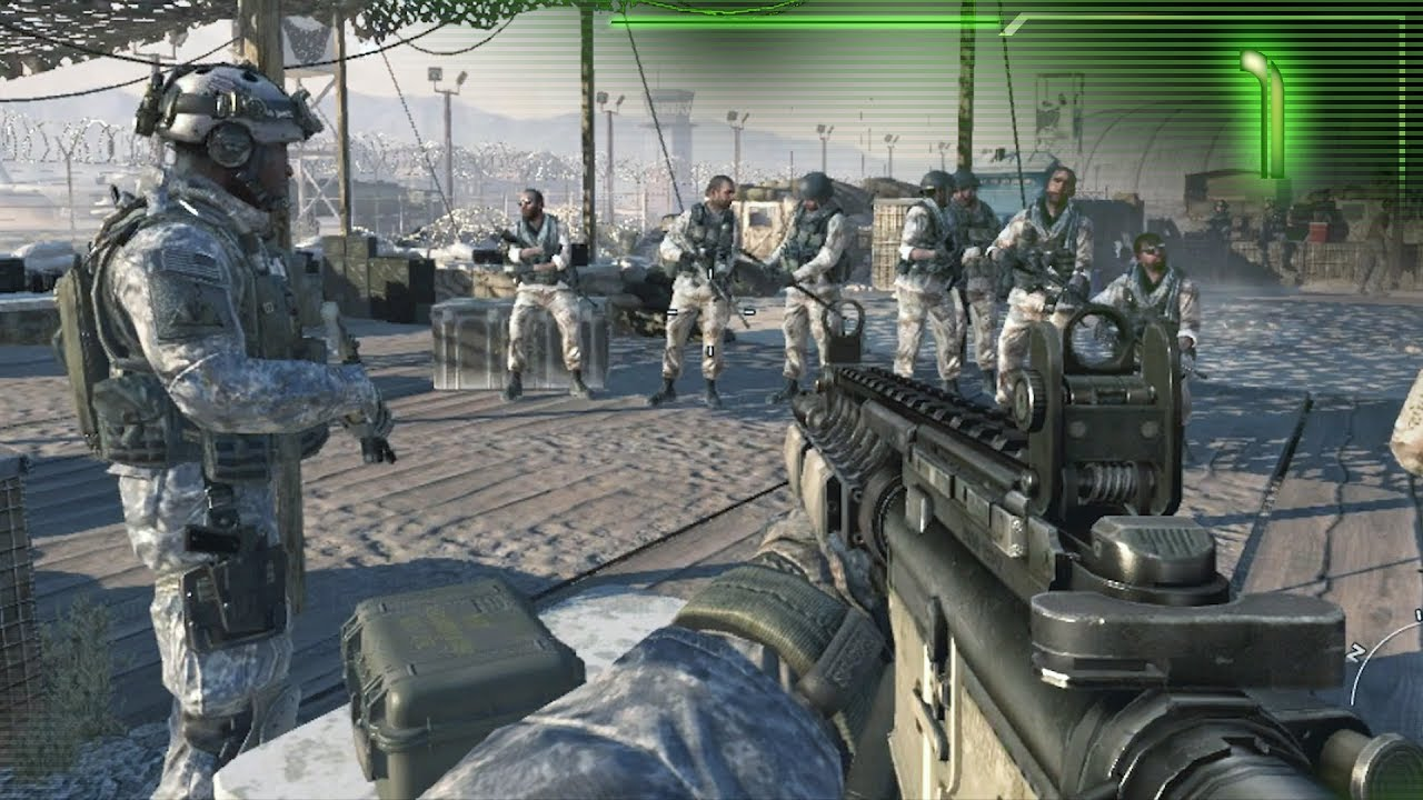 call of duty modern warfare 2 android apk