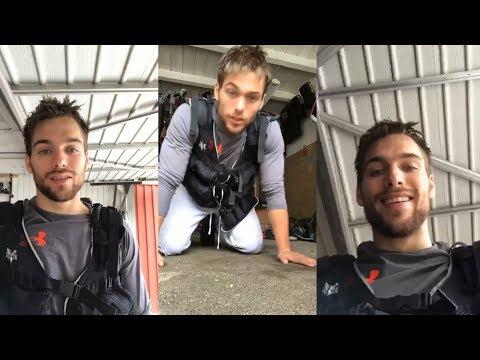 Dylan Sprayberry   Instagram Live Stream  2 April 2018