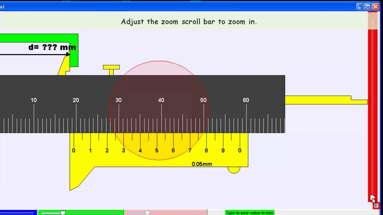 How To Use Vernier Caliper >> Learning How to Use the Vernier Caliper Through Open ...