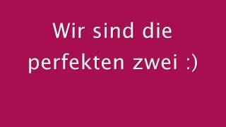 Perfect two - Auburn lyrics (deutsche übersetzung)