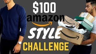 $100 AMAZON Style Challenge (8 TOTAL Looks!)