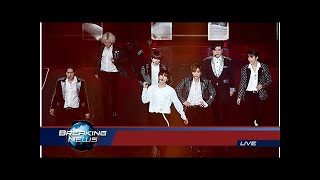 Video K-Pop Group Super Junior Debuts on Latin Charts With 'Lo Siento' download MP3, 3GP, MP4, WEBM, AVI, FLV Juni 2018