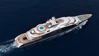SERENE 134 meter Royal Saudi Mega Yacht