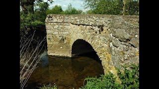 Magnet fishing 500 year old Packhorse bridge