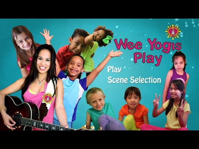 Wee Yogis Play: Kids Yoga Instructional Video