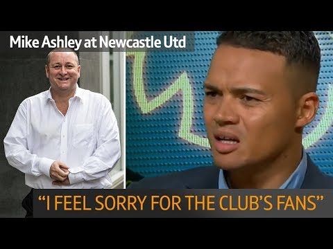 """""""I feel sorry for Newcastle fans!"""" Fascinating chat on Mike Ashley's ownership at Newcastle"""