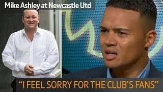 """I feel sorry for Newcastle fans!"" Fascinating chat on Mike Ashley's ownership at Newcastle"