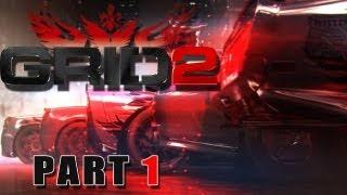 GRID 2 Part 1 - Das Rennen beginnt (FullHD) / Lets Play GRID 2