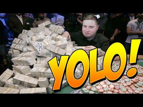 YOLO! MIN CASH AND CRAZY CASH! PokerStaples Stream Highlights Dec 12th 2016