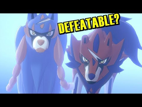 What Happens when You Defeat the Legendaries at the Beginning of Pokémon Sword & Shield?