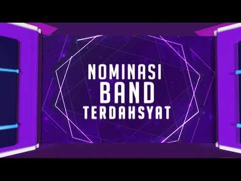 """RCTI Promo Dahsyat Awards """"NOMINASI LAGU DAN BAND TERDAHSYAT"""""""