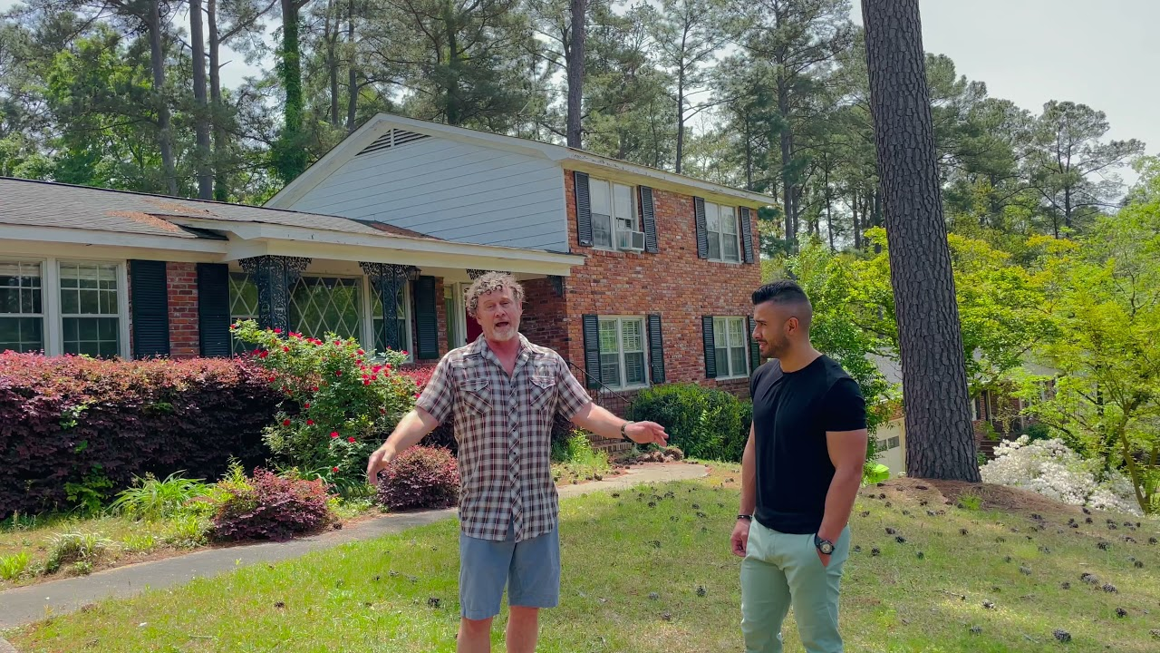 Dickie Walters shares his house selling experience