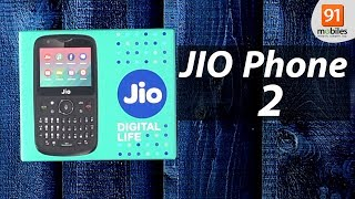 JIO Phone 2: Unboxing | First Look | Hands on | Price [Hindi हिन्दी]