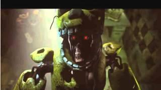 Клип 5 ночей с Фредди ''Я МОНСТЕР''(Music video)#6