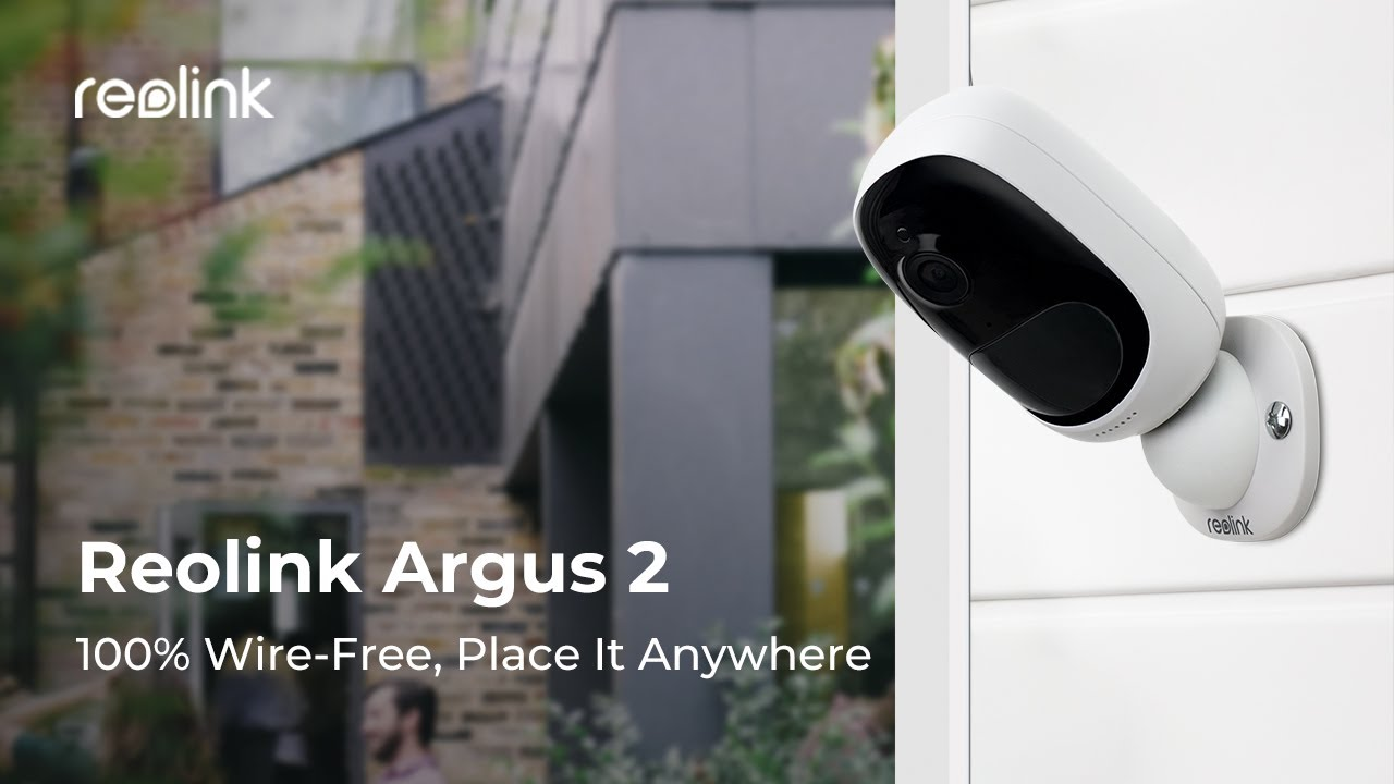 How To Choose A 24 7 Security Camera Or Video System Reolink Blog