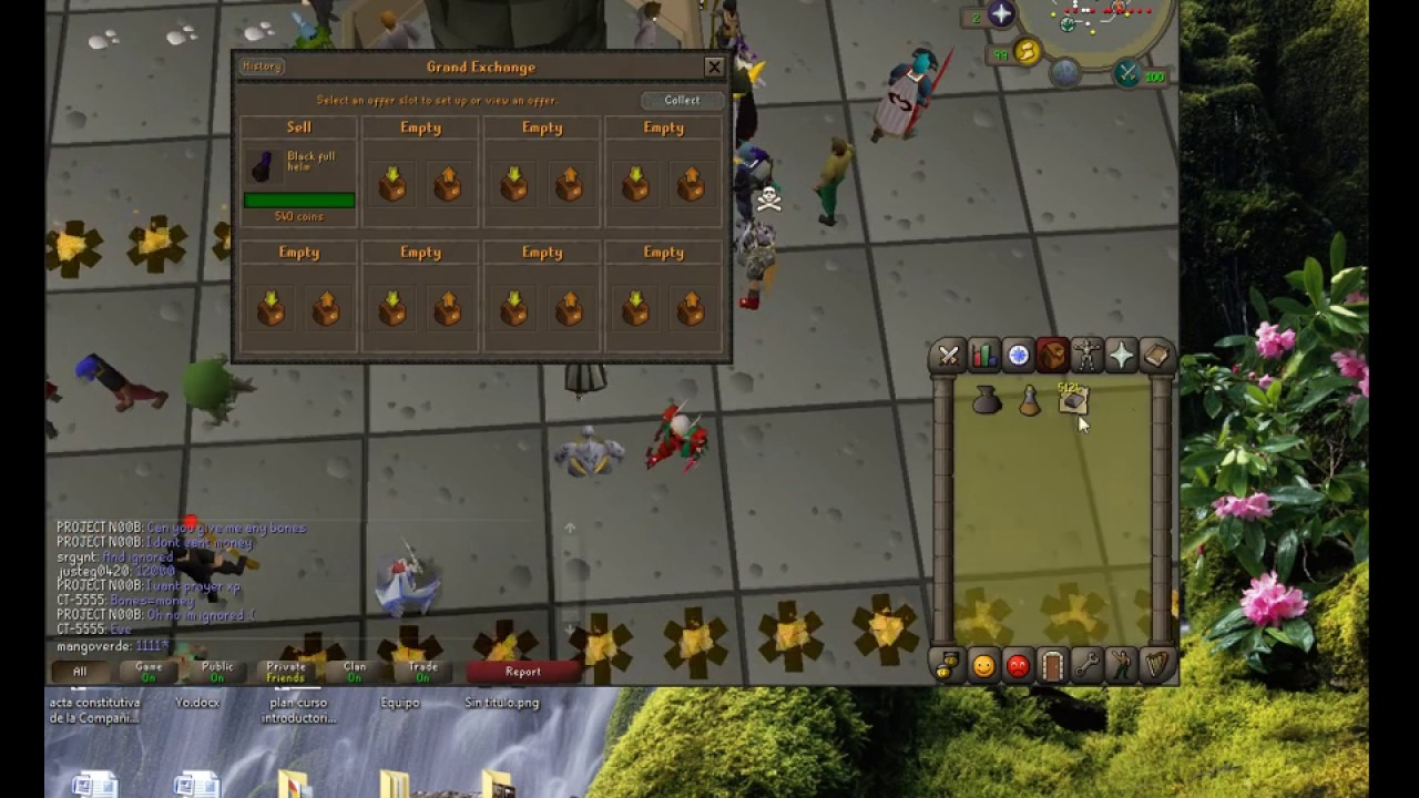 The Runescape game Grand Exchange details and also customer