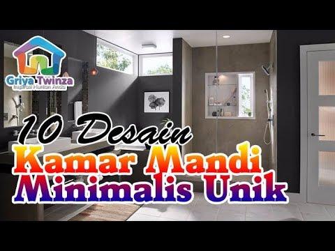 10 Desain Kamar Mandi Minimalis, Murah Tapi Gak Murahan