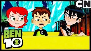 Детский парк развлечений Бен 10 на русском Cartoon Network