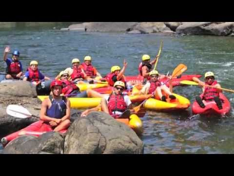 Boy Scout Whitewater Merit Badge In Ohiopyle With Wilderness Voyageurs