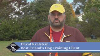 Best Friends Dog Training Testimonial David Kralstein Muttmanners.com Long Island Ny