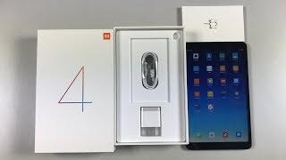 Mở hộp Xiaomi Mi Pad 4 chất đến từng đồng