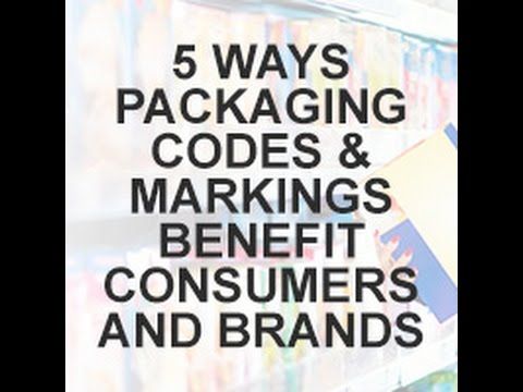 Lyndsey Farrow Webinar: 5 Ways Packaging Codes and Markings Benefit Consumers and Brands