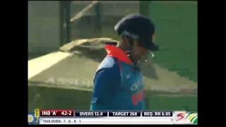 South Africa 'A' vs India 'A' Tri-Series Final, Live from Assupol Tuks Oval.