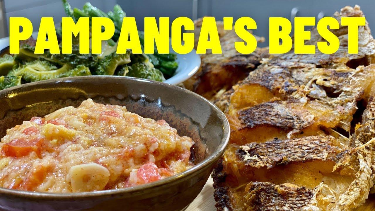Download Burong Kapampangan Recipe  | Crispy Fry Cherry Fish | Danry Santos