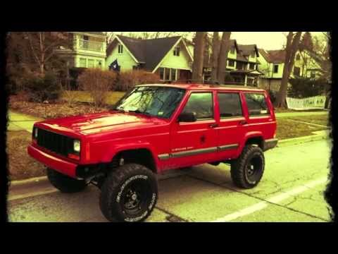 2001 Jeep Cherokee 6 Quot Lift Youtube