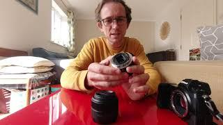 Nikon Z 40mm f/2 Unboxing (vs Sony 35mm f/2.8)