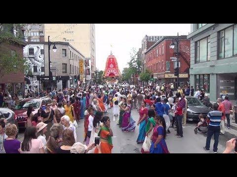 ISKCON Montreal - 39th Annual Rathyatra