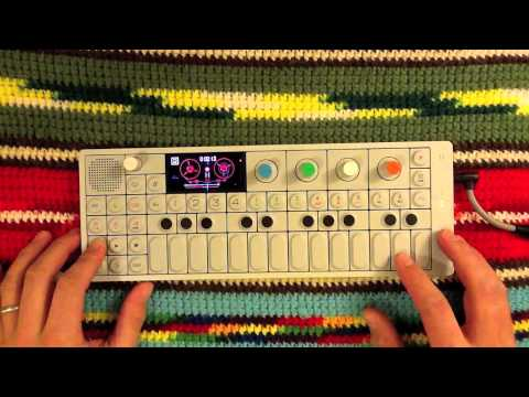OP-1 Tutorial: Making a Track