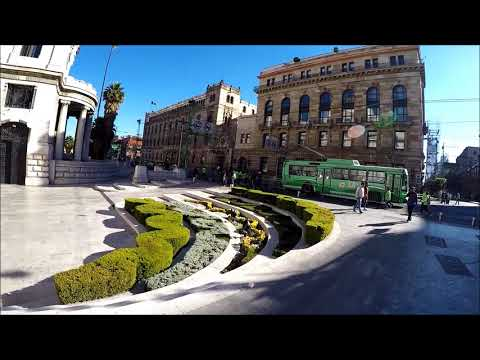 Downtown Mexico City, Palace of Fine arts & Post Office, Mexico