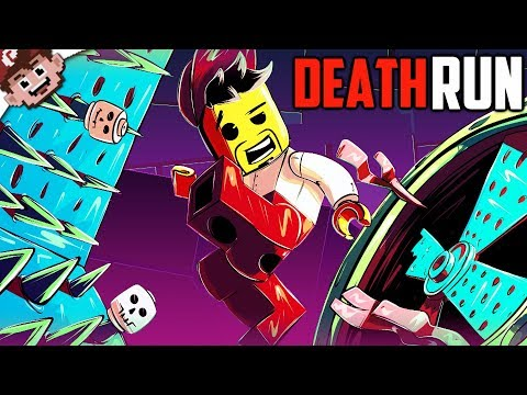 I HOPE YOU STEP ON A LEGO! | Everything is Awesome! (Garry's Mod: DeathRun) thumbnail