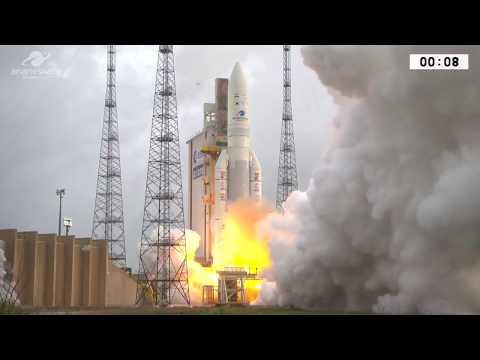 LIVE - Lancement Ariane5 VA246