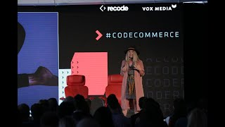 Billie Whitehouse, CEO, Wearable X | Full video | 2018 Code Commerce