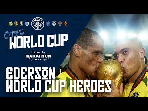 "EDERSON'S WORLD CUP HEROES: ""Ronaldo"""