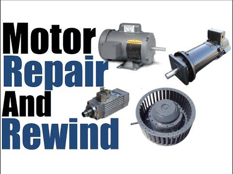 Rewind Motor Cara Manual Doovi