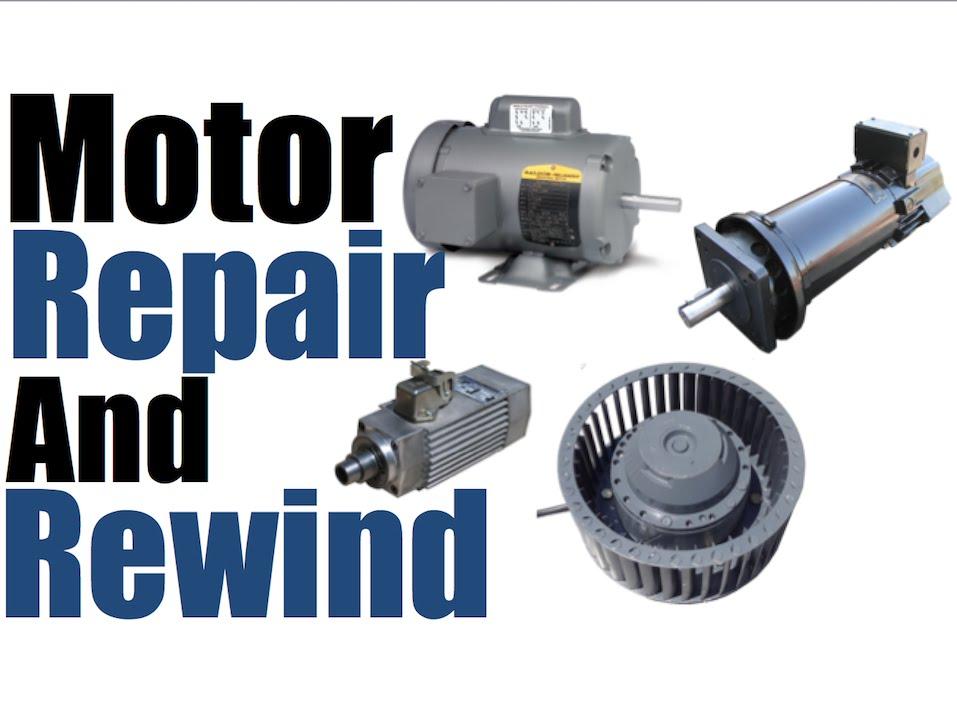 Electric Motor Repair Books Professional & Technical letsbookmypg.com