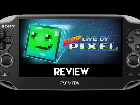Super Life of Pixel Review PS Vita (Also on PS4 and Nintendo Switch)
