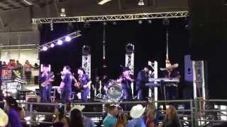 Alacranes musical-zapateado encabronado 5/4/2014