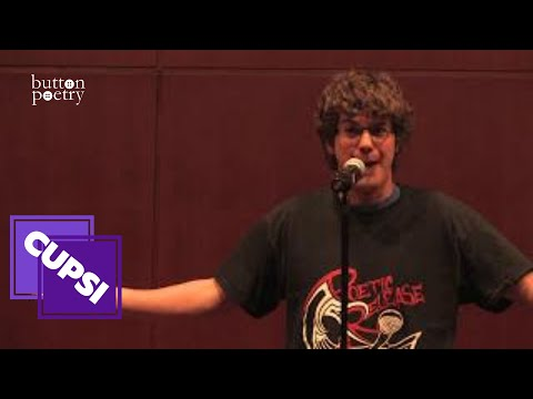 "Aaron Burstein - ""Social Anxiety at 130 BPM"" (CUPSI 2013)"