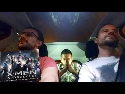 SPOILER CAR: X-Men Apocalypse