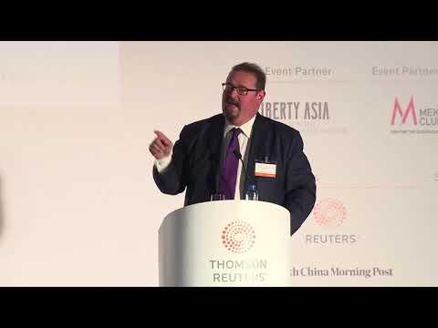 Thomson Reuters Anti-Slavery Summit 2017 – Ambassador Luis C.deBaca (ret.), Setting the Scene