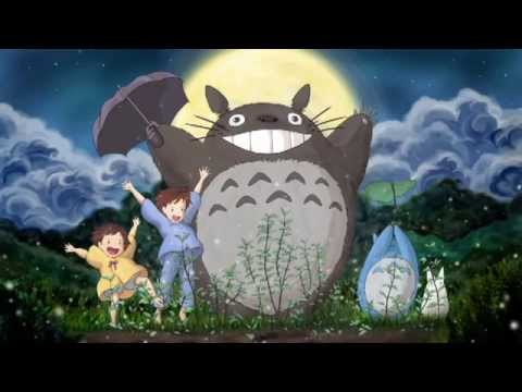 Path Of The Wind (Totoro OST) - Joe Hisaishi(Piano ver.)