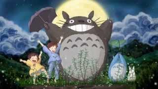 Path Of The Wind (Totoro OST) - Joe Hisaishi(Piano ver.)